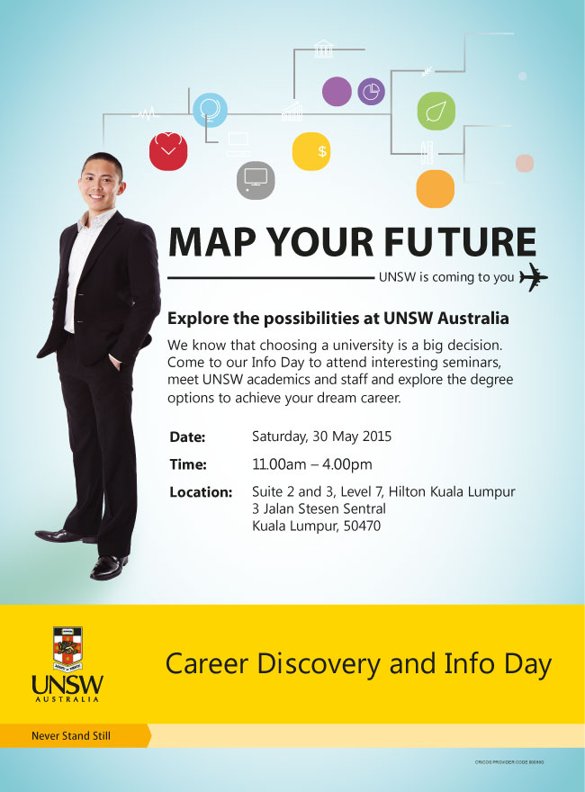 UNSW - Map Your Future