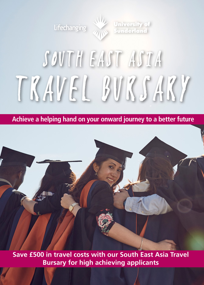 South East Asia Travel Bursary