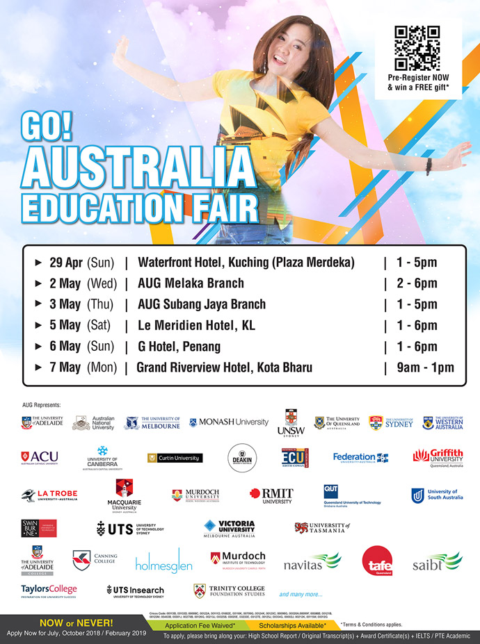 Go Australia Education Fair
